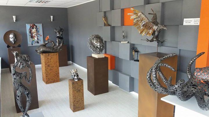 Exhibicion De Arte -Art Exhibition