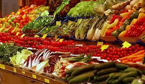 Farmers Market in Jalon