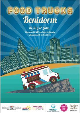 Food Trucks in Benidorm