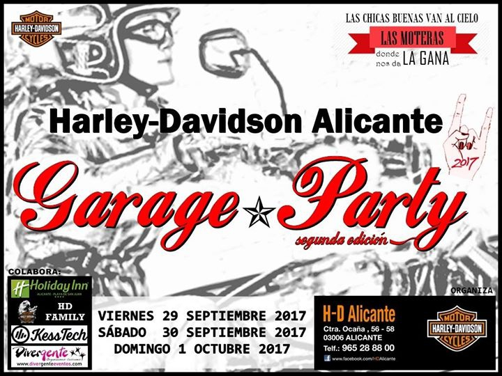 Garage Party II