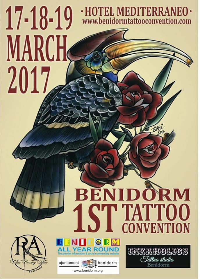 Benidorm Tattoo Convention