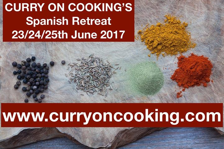 Keep Calm and Curry On Regardless Retreat (in Sunny Spain)!