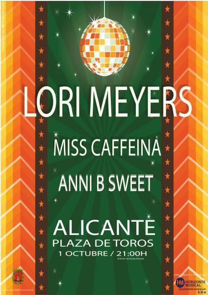 Lori Meyers in Alicante
