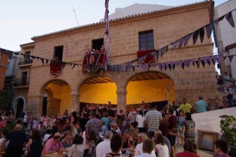 Medieval Market in Teulada
