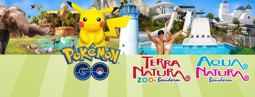 Pokemon GO in Benidorm