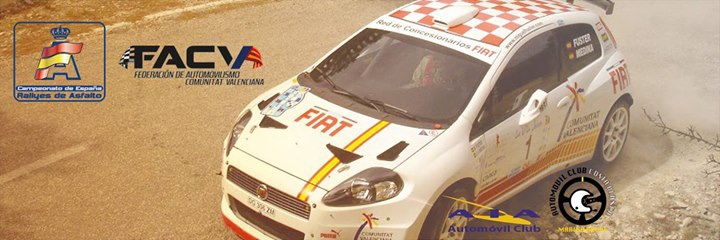 Rallye Mediterraneo - La nucia #CERA