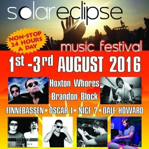 Solar Eclipse Music Festival