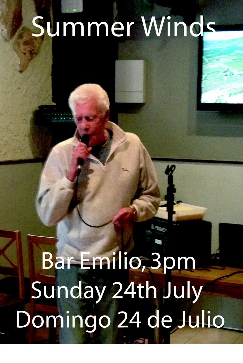 Summer Winds at Bar Emilio