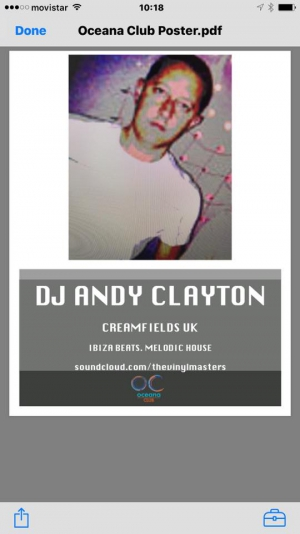 Andy Clayton Ibiza DJ