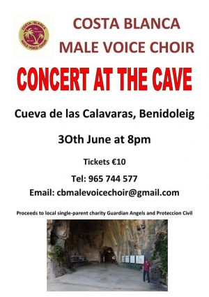 Concert at the Cave