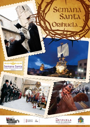 Easter Processions in Orihuela