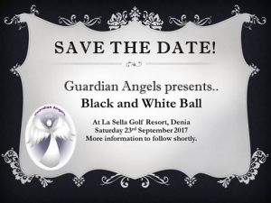 Guardian Angels - Black and White Ball