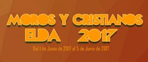 Moros y Cristianos Elda 2017