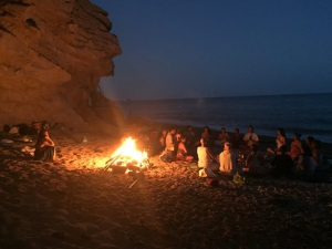 Magical night of San Juan with Yoga and Temazcal