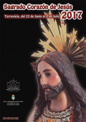 Sagrado Corazon de Jesus celebrations in Torrevieja