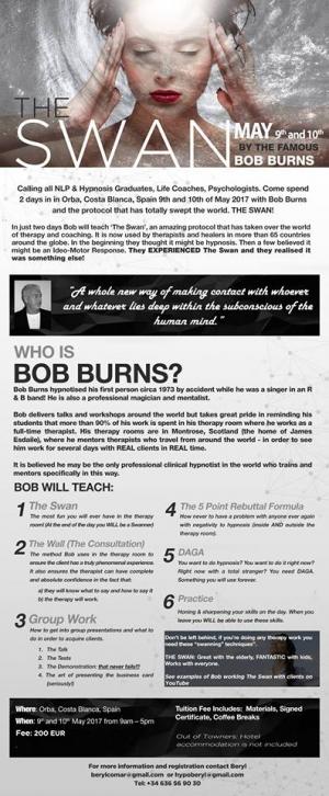 The SWAN by BOB BURNS