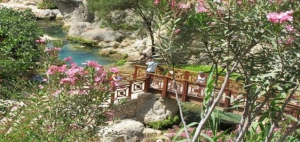 Font d'Algar waterfall, Alicante region