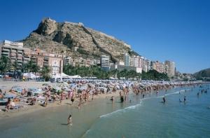 Alicante Beach