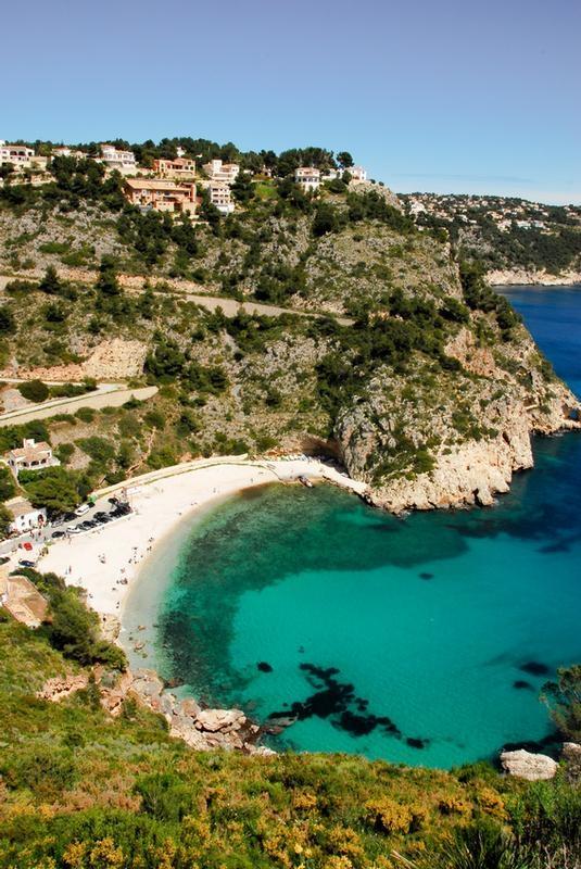 Аликанте испания побережье