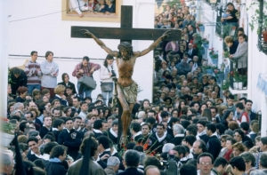 Easter is still a sombre event on the Costa Blanca