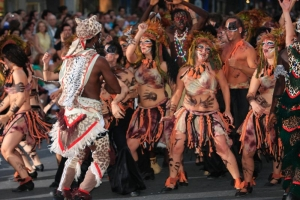 Moors and Christians fiesta on the Costa Blanca