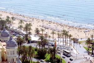 Postiguet Beach, Alicante