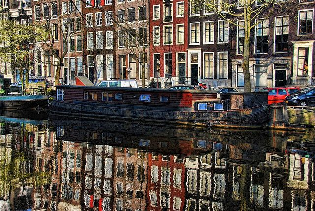 Amsterdam. Credit: Robert Vignola (Flickr)