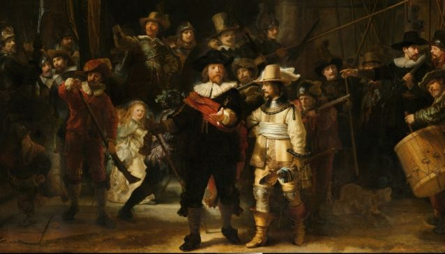 Artful Amsterdam - The Painters of the Golden Age