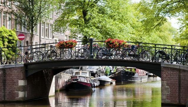 Discovering Amsterdam - The Jordaan