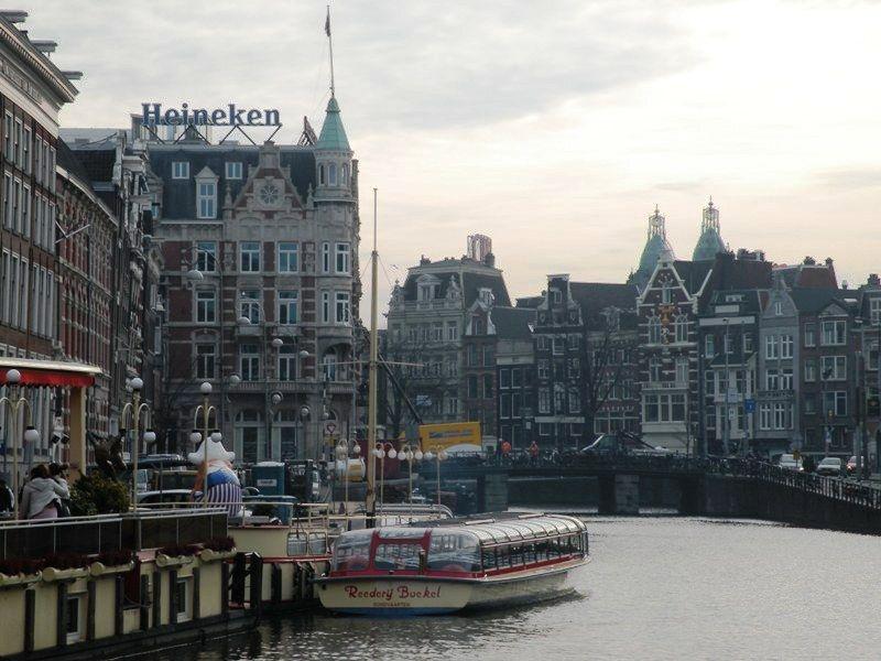 Rokin - Central Amsterdam