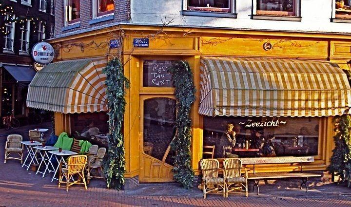 Zeezicht - Amsterdam