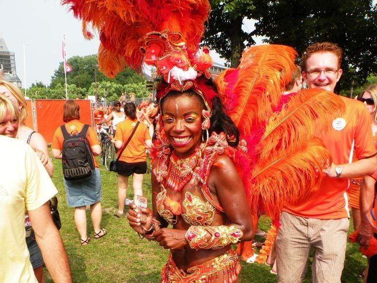 Colourful Celebrations - Queens Day