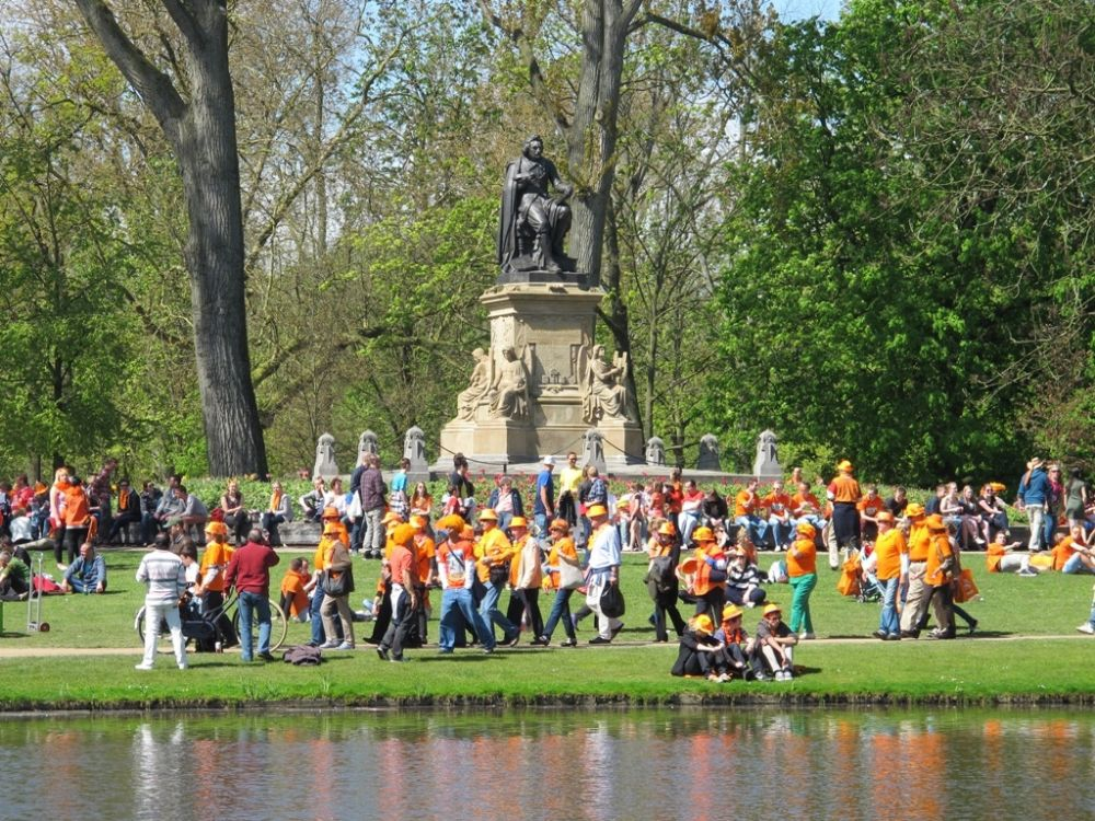 Vondel Park - Queens Day