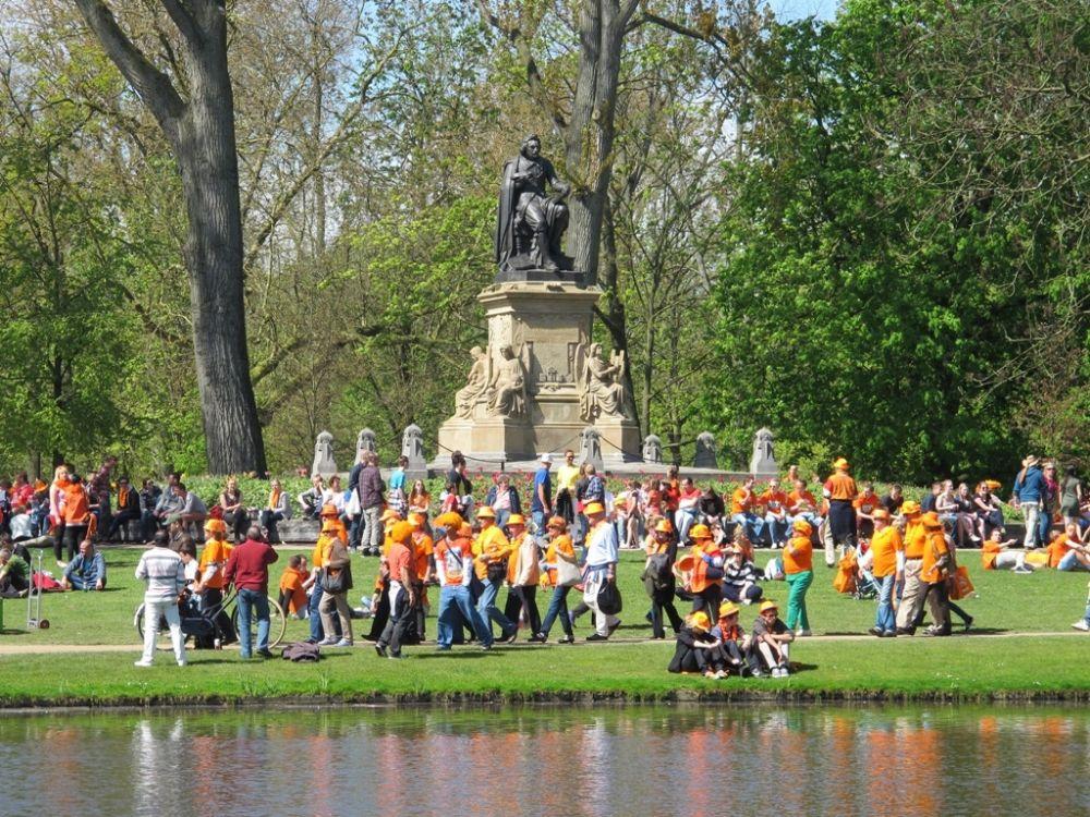 Vondel Park - Queens Day