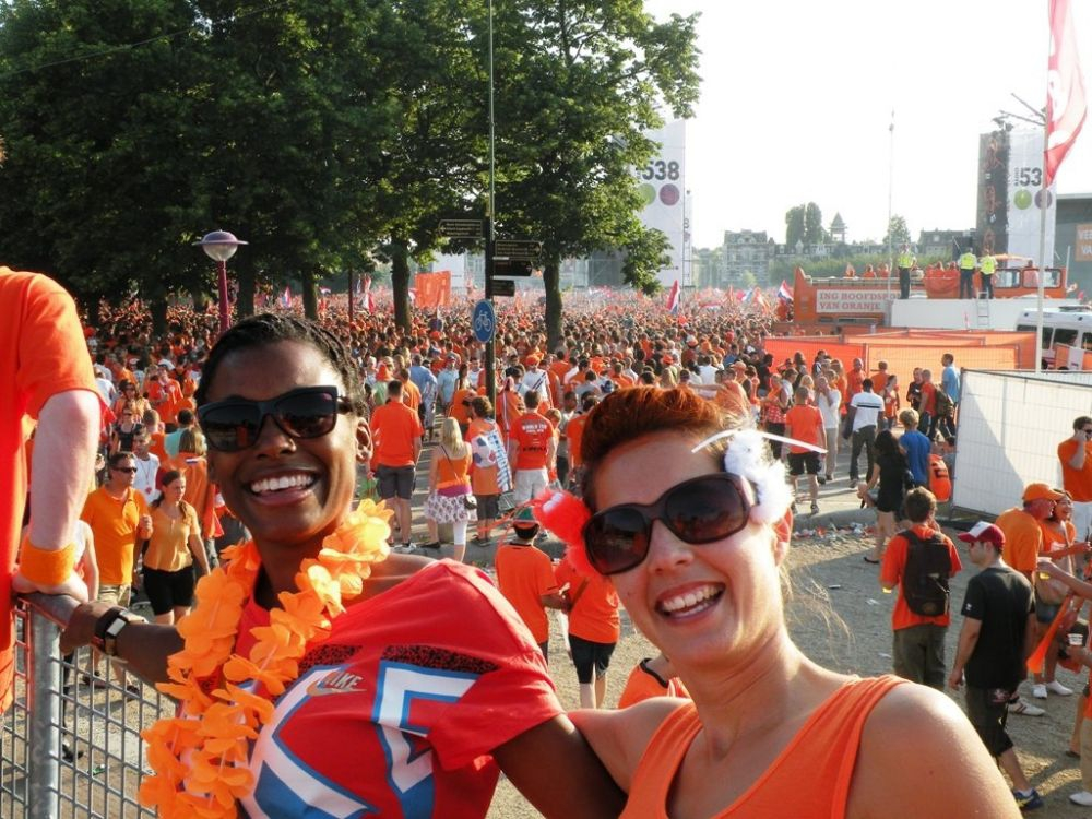Museumplein - Queens Day