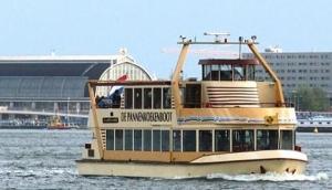 Pancake Boat - Amsterdam