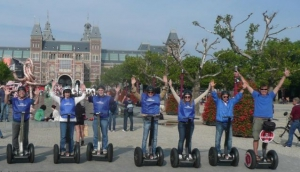 Segway City Tours Amsterdam