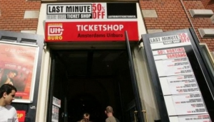 The Last Minute Ticket Shop