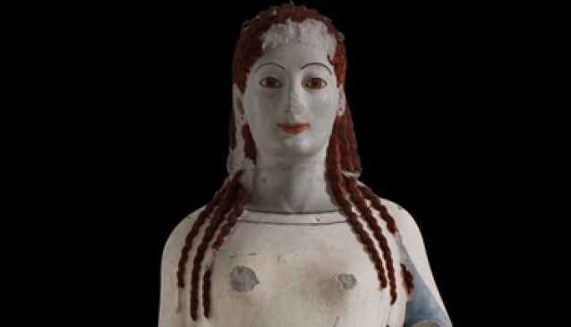 Archaic Colours by the Acropolis Museum