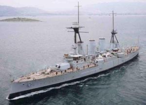 ?G. Averoff ? battleship