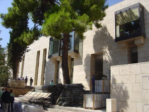 Museum's building