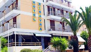 Minavra Hotel Voula