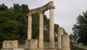 Olympia and The Temple of Zeus