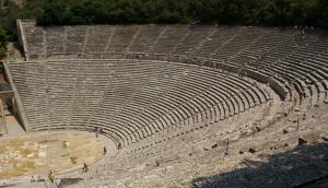 The Ancient Theatre of Epidaurus