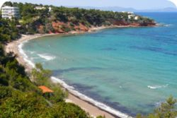 Beaches in Athens