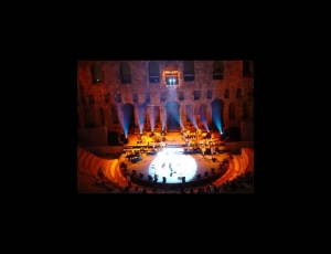 Festival at the Herodes Atticus Theatre