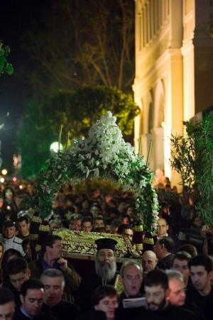 Orthodoxy 'Epitafios' source Breathtaking Athens