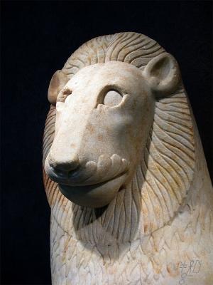 Sacred Gate Lion, Kerameikos