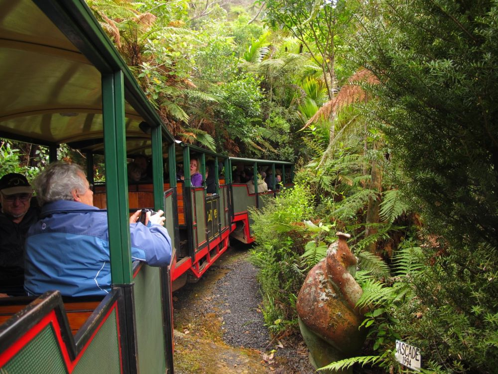 Driving Creek Railway, Coromandel Town