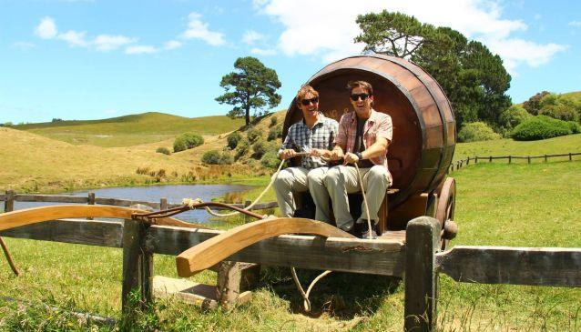 Exploring Wellington, Rotorua and Auckland